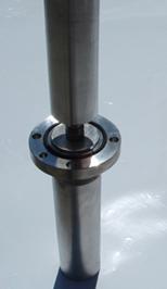 Aluminium-Vortoil-Anode
